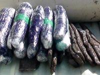 کشف ۱۷/۵کیلو گرم تریاک در گمرک