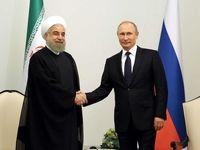 دیدار مجدد پوتین و روحانی در ارمنستان