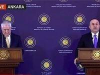 وزیر خارجه ترکیه: روابط با آمریکا به حالت عادی بازمیگردد