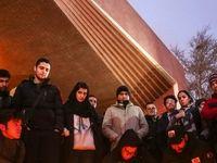 اجتماع مردم مقابل دانشگاه شریف +تصاویر