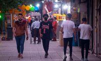 شیراز در وضعیت قرمز کرونا +عکس