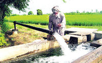 نقص فنی پایش مصارف آب کشاورزی
