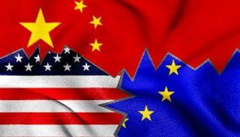 چین نگران توافق تجاری اروپا و آمریکا است