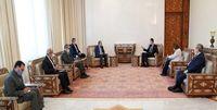بشار اسد از حمایت های دولت و ملت ایران از سوریه قدردانی کرد