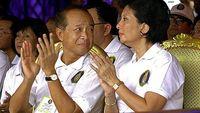 کشته شدن همسر شاهزاده کامبوج +عکس