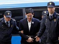 ۵سال زندان برای معاون سامسونگ +فیلم