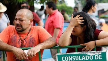 کوباییها به کاروان مهاجران آمریکا پیوستند +تصاویر