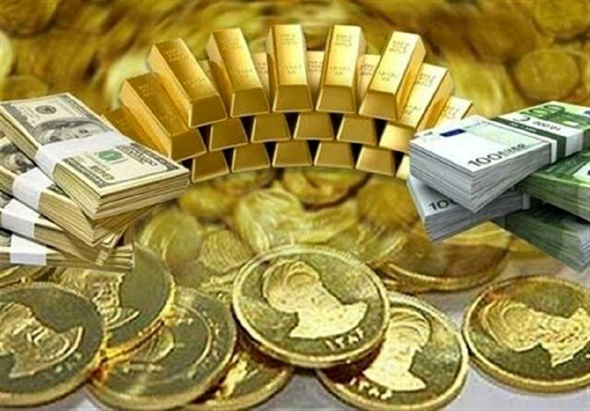 سکه گران و دلار ارزان شد