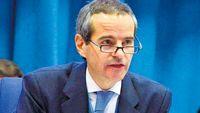 گروسی: گزارش آژانس بر اساس واقعیتها و نه مسائل سیاسی است