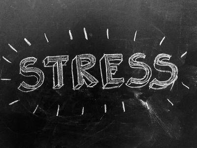 عکسی از واکنش سلولهای بدن به استرس