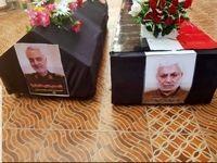 تهران بر پیکر سردارسلیمانی آغوش گشود