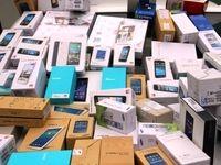 ۱۲۰۰میلیارد ریال قاچاق گوشی تلفن همراه شناسایی شد