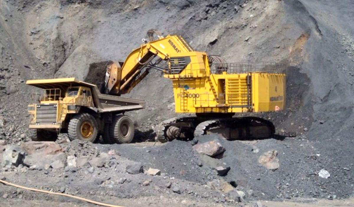 ۵۰۰میلیون دلار جهت نوسازی ماشینهای معدنی