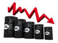 دلایل سقوط نفت به کف 100روزه/ عقبنشینی قیمتی ادامه دارد!