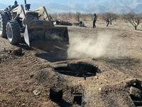 انسداد بیش از ۵ هزار چاه غیرمجاز در کشور