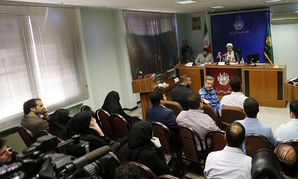 دادگاه رحیم مشایی