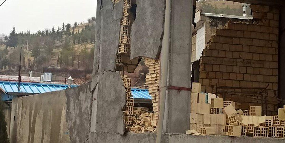 تسهیلات ویژه برای بازسازی خانههای آسیب دیده از زلزله سیسخت
