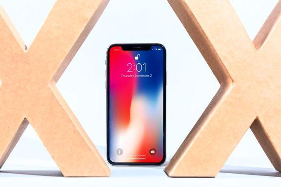 تیزر جدید اپل برای آیفون x +فیلم