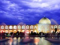 قابهایی کمنظیر از آخرین روزهای بهار در اصفهان