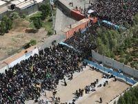 پیشبینی تردد ۲۰۰هزار زائر در یک روز از مرز مهران