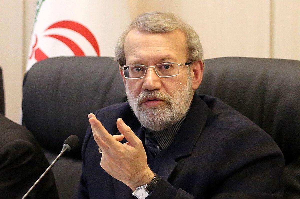 لاریجانی: درباره یارانهها و سوخت تصمیمی نگرفتهایم/ تصمیمات در بودجه اتخاذ میشود