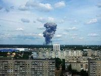 انفجار در کارخانه TNT در روسیه ۱۹مصدوم برجا گذاشت