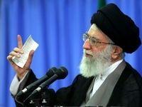 رهبر معظم انقلاب: مسئولان برای اتفاقات دلخراش خوزستان چاره اندیشی کنند