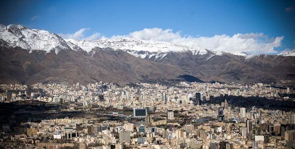 کیفیت هوای تهران پاک است