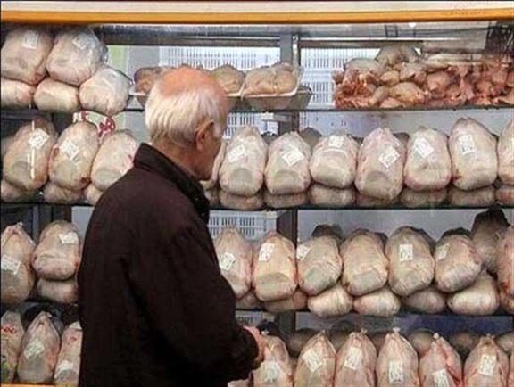 قیمت مرغ کاهش مییابد، از 20 روز دیگر