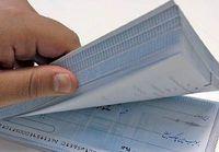 کلاهبرداری از مردم، با خرید و فروش چک موردی