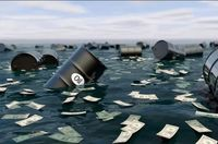 اولین جهش هفتگی نفت بعد از کرونا/ نگرانیها با افت تولید اوپک فروکش کرد