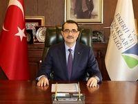 ترکیه: قرار داد واردات گاز از ایران برای ۶سال آینده داریم