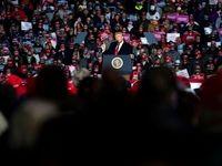 ابتلای ۳۰هزار نفر به کرونا در کمپینهای انتخاباتی ترامپ