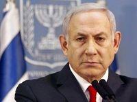 واکنش نتانیاهو به سقوط پهپاد جاسوسی آمریکا