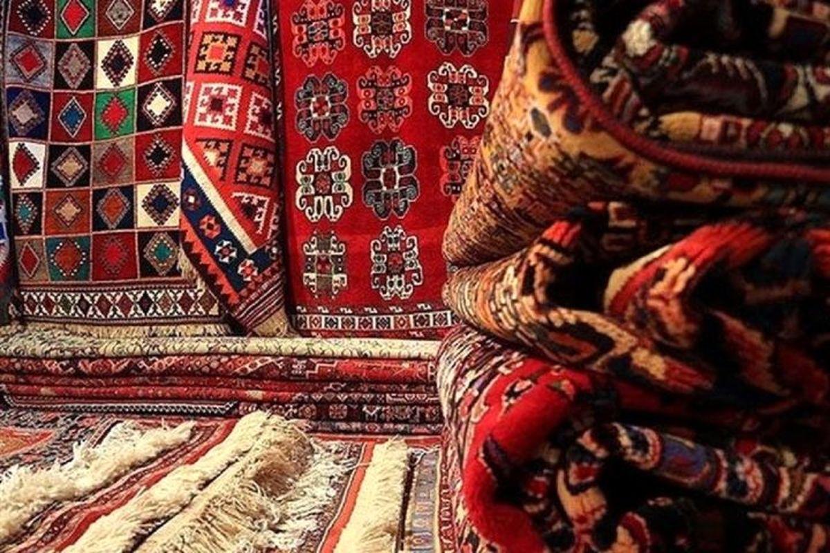 پیشرفت صنعت فرش ایران در عرصه جهانى