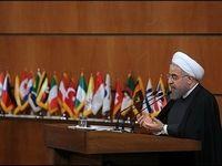 روحانی:ندای گفتگویتمدنها از ایران بپاخواست