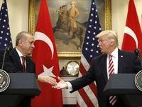اعلام حمایت ترامپ از ترکیه