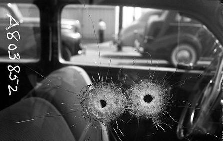 عکسهای جناییِ پلیس لسآنجلس