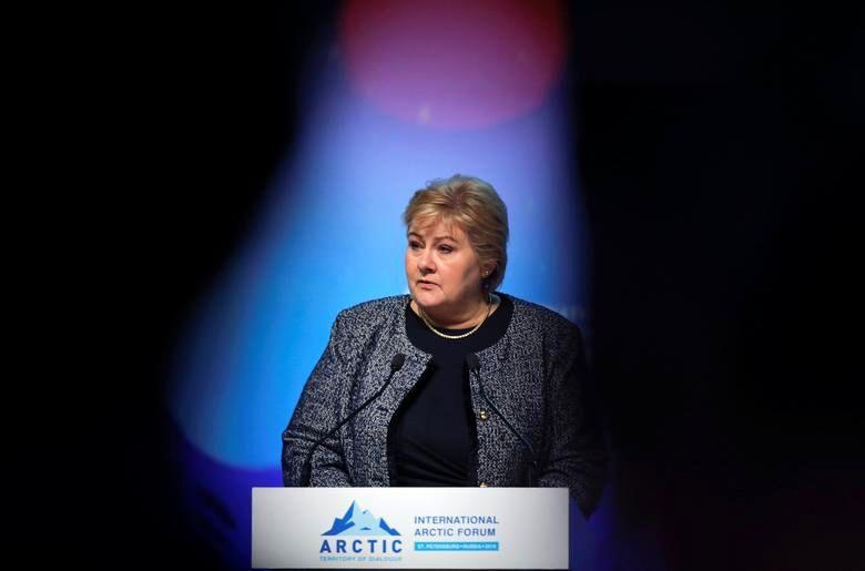 زنان رهبر جهان نروژ