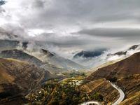چهارمین جاده زیبای جهان ۸۵ساله شد +تصاویر