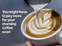 چرا قهوه گران شد؟