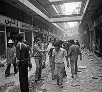 ۳۸سال قبل؛ انفجار تروریستی در کوچه برلن +تصاویر