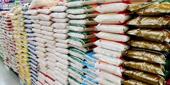 ۱۵۰ هزار تن؛ برنج دپو شده در گمرک