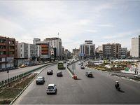 تغییر چهره تهران در 50روز +عکس