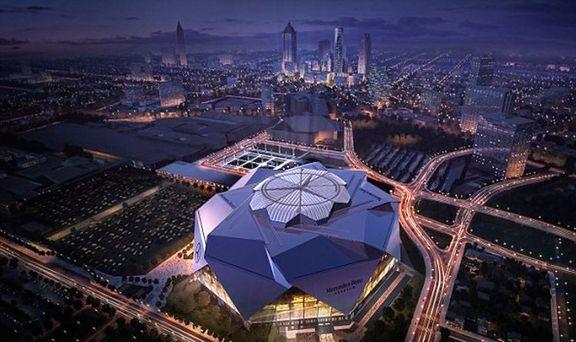 بنز زیباترین استادیوم دنیا را میسازد +عکس