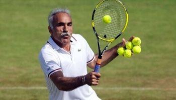 تنیسور ایرانی درخواست تنیس بازی کردن با ترامپ را رد کرد!