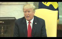 ترامپ: میبینیم با ایران چه پیش خواهد آمد