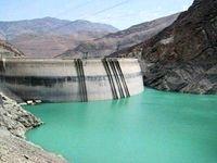 ذخیره آب در سد کرج به ۱۱۸میلیون مترمکعب رسید