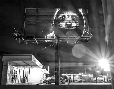 نقاشی خیابانی دیجیتال! +تصاویر