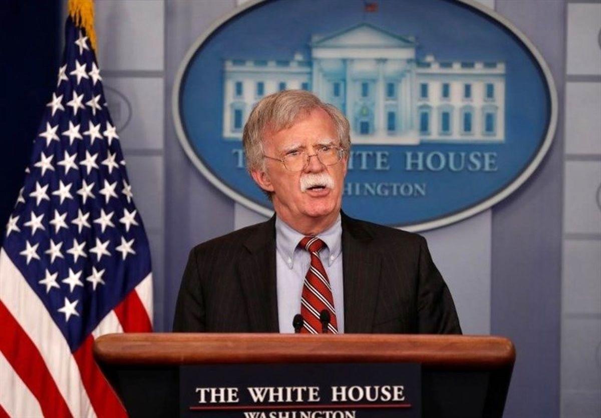 بولتون ایران را به مذاکره با آمریکا فراخواند